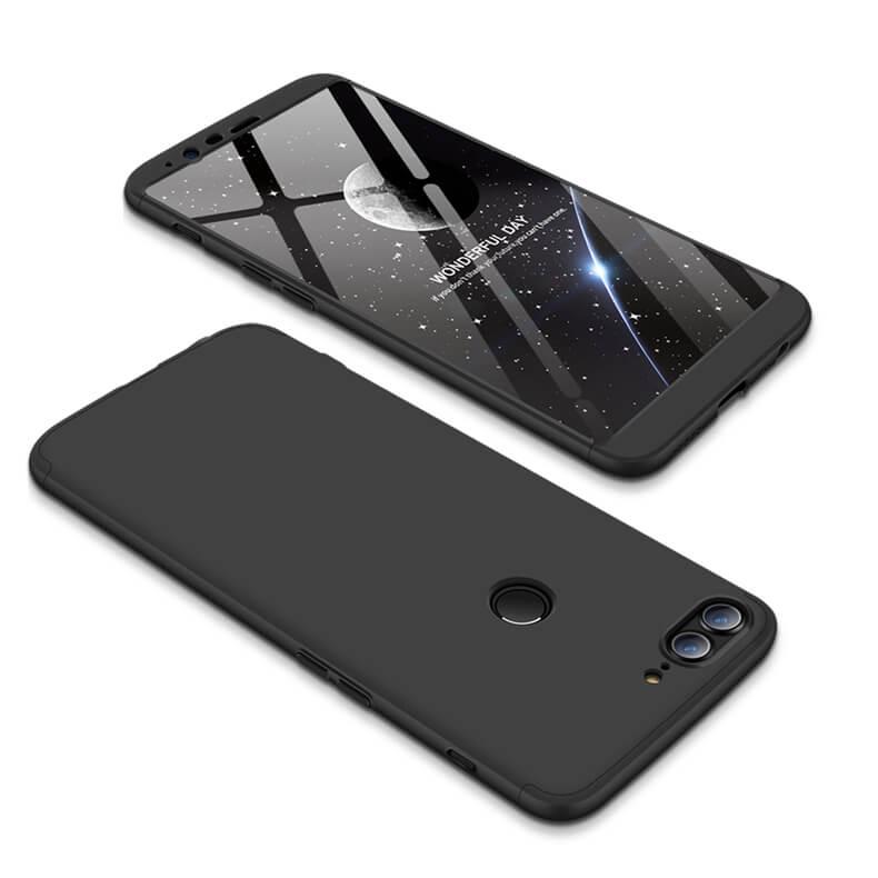 FORCELL 360 ° Ochranný kryt OnePlus 5T černý