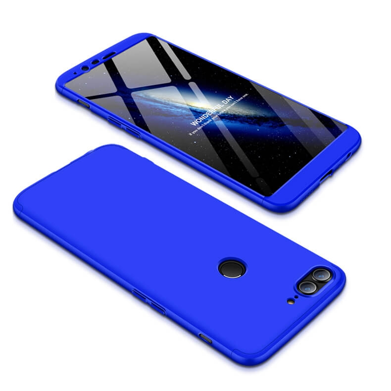 FORCELL 360 ° Ochranný kryt OnePlus 5T modrý