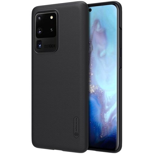 NILLKIN FROSTED Samsung Galaxy S20 Ultra černý