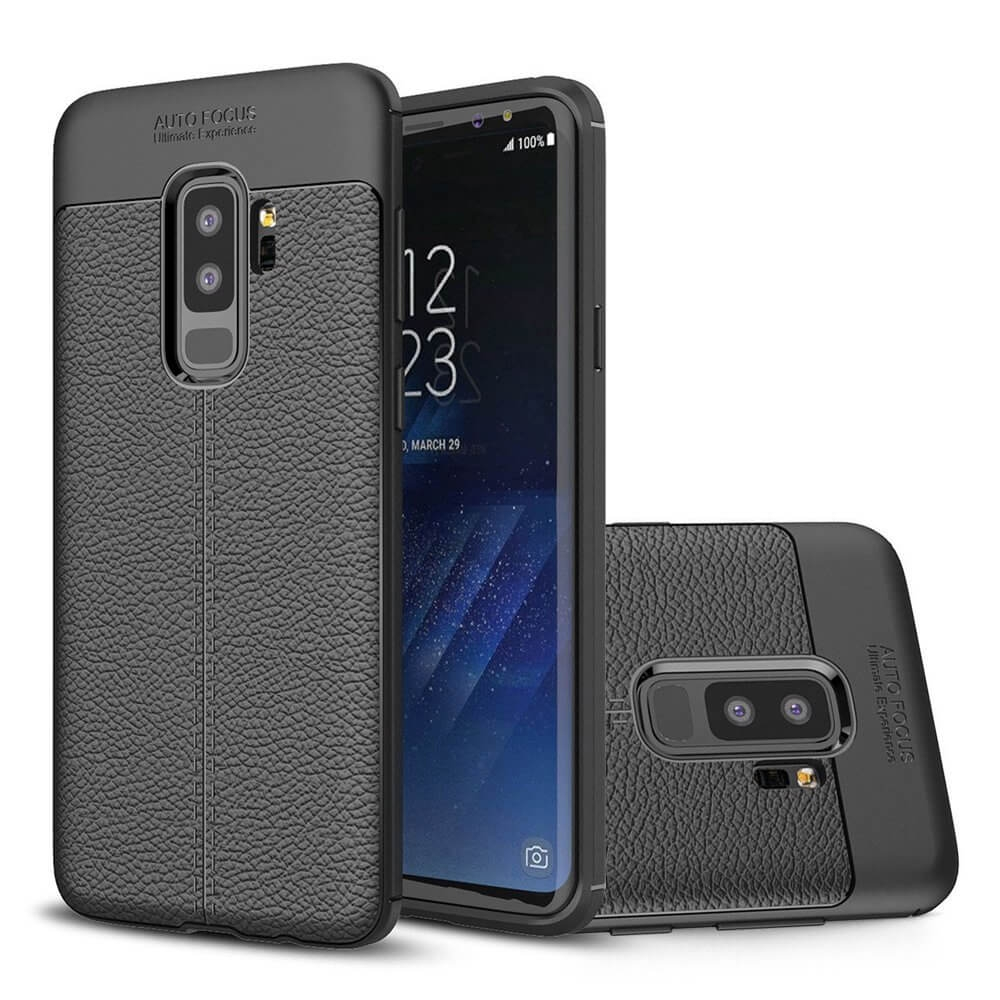 FORCELL PATTERN TPU kryt Samsung Galaxy S9 Plus čierny 7d0419518a6