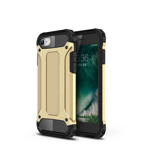 FORCELL TOUGH Ochranný kryt Apple iPhone SE 2020 zlatý