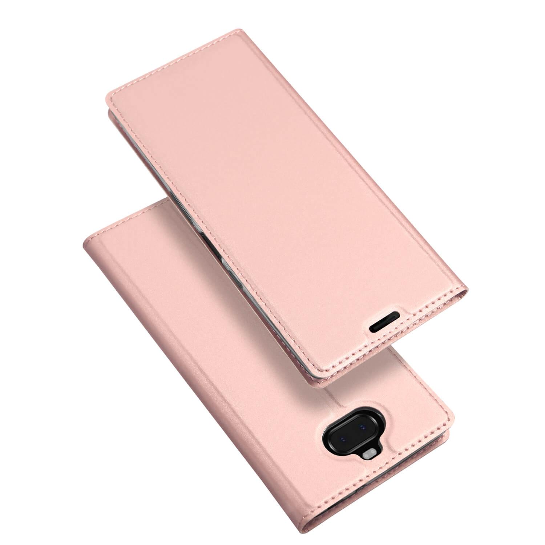 DUX Peňaženkové pouzdro Sony Xperia XA3 růžové