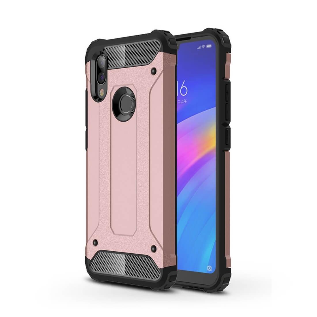 FORCELL TOUGH Ochranný obal Xiaomi Redmi 7 růžový