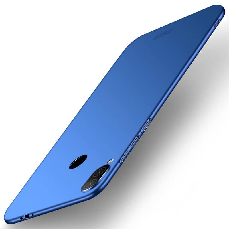 MOFI Ultratenký obal Xiaomi Redmi 7 modrý