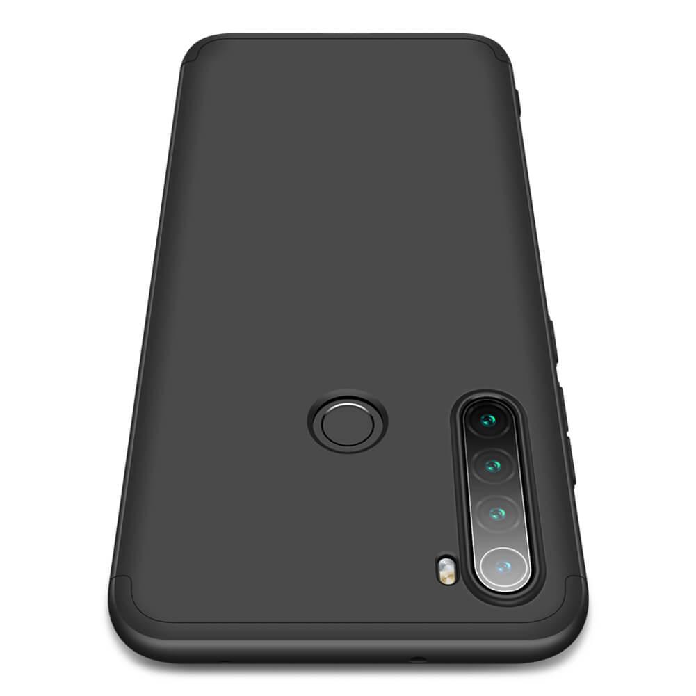 FORCELL 360° Ochranný obal Xiaomi Redmi Note 8 černý