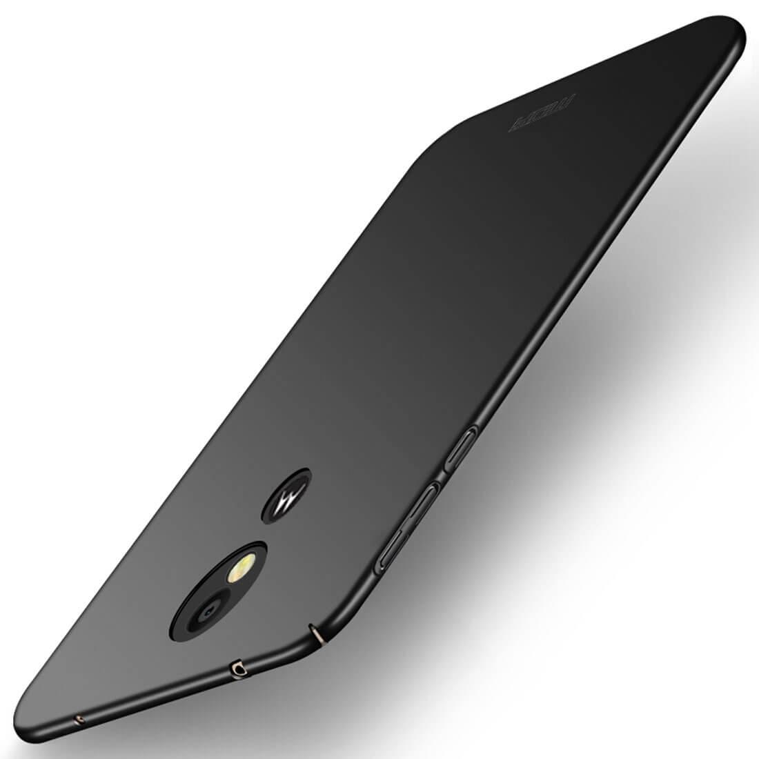 MOFI Ultratenký obal Motorola Moto E5 Plus černý