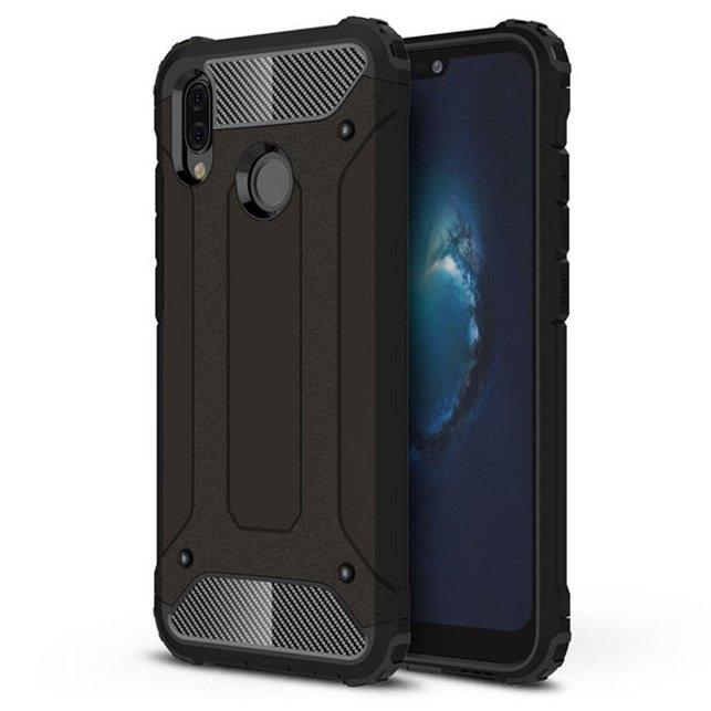 FORCELL TOUGH Ochranný kryt Huawei P20 Lite černý