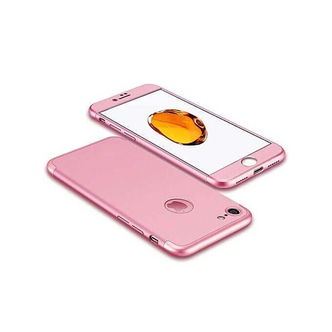 FORCELL 360 ° Ochranný obal Apple iPhone 6 / 6S růžový