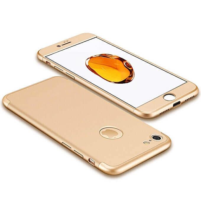FORCELL 360 ° Ochranný obal Apple iPhone 6   6S zlatý a3a9473efe6