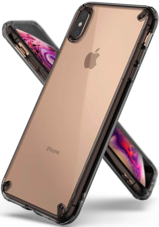 RINGKE FUSION Apple iPhone XS Max šedý