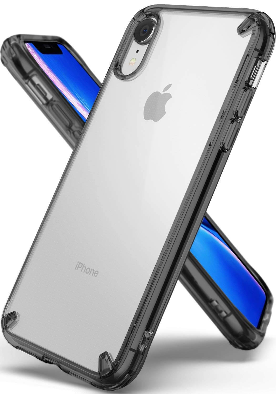 RINGKE FUSION Apple iPhone XR šedý