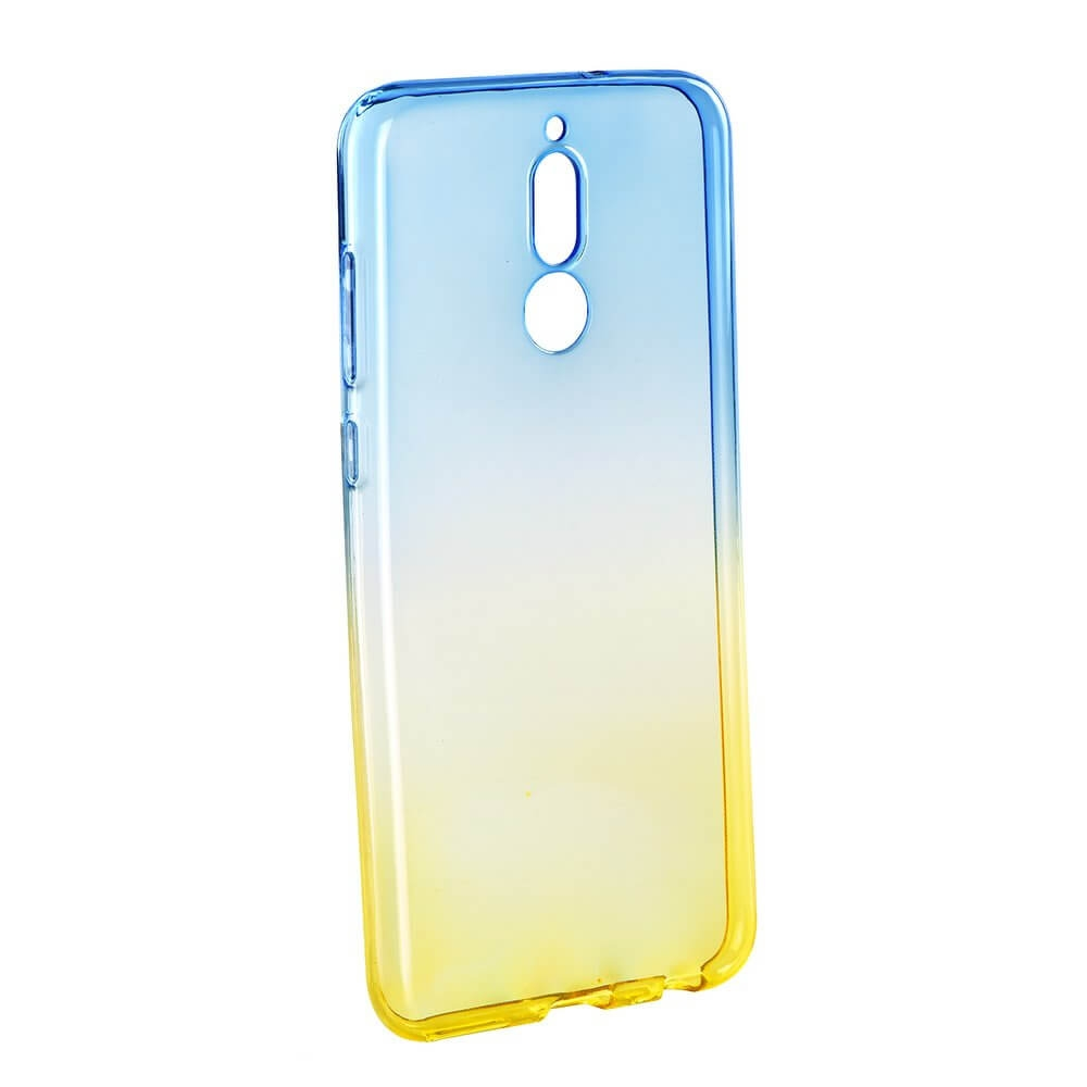 FORCELL OMBRE obal Huawei Mate 10 Lite modrý