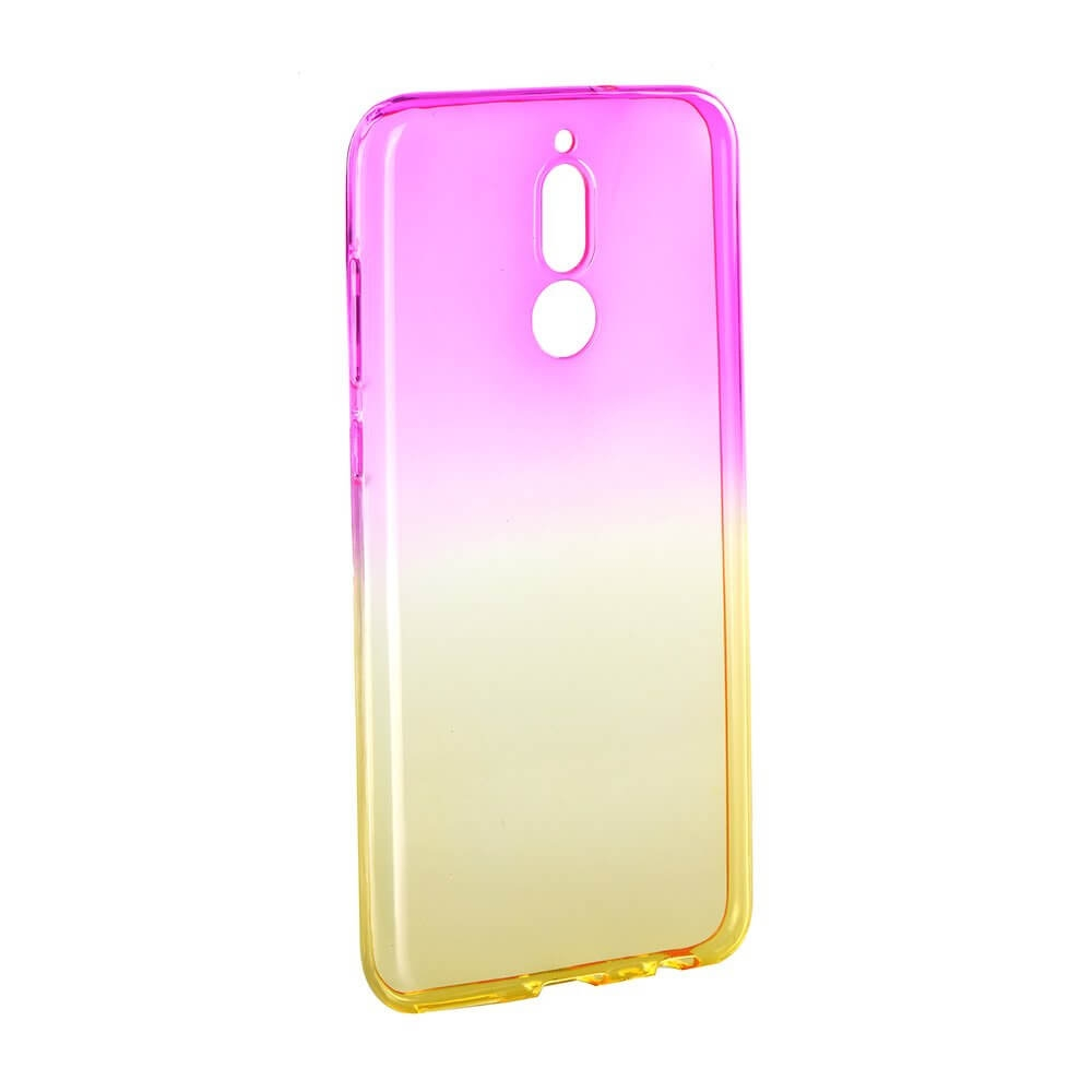 FORCELL OMBRE obal Huawei Mate 10 Lite růžový