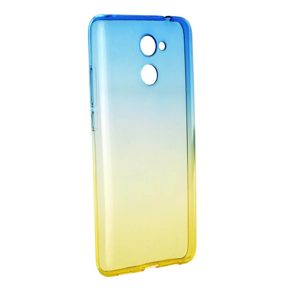 FORCELL OMBRE obal Huawei Y7 modrý