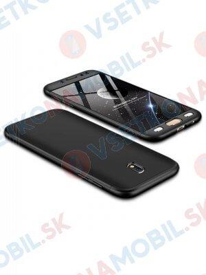 360 ° Ochranný obal Samsung Galaxy J5 2017 (J530) černý