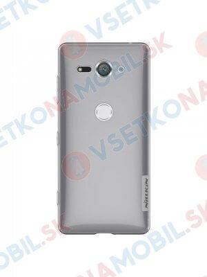NILLKIN NATURE obal Sony Xperia XZ2 Compact šedý