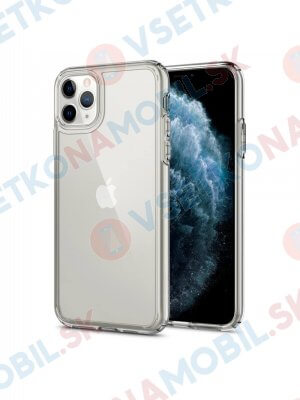 SPIGEN ULTRA HYBRID Apple iPhone 11 Pro Max průhledný