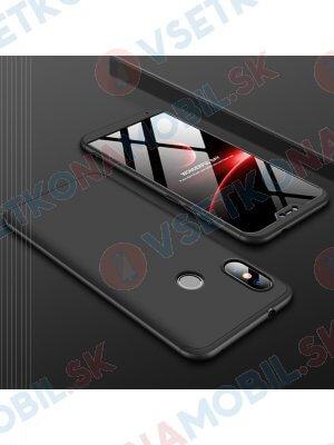 360 ° Ochranný kryt Xiaomi Mi A2 Lite černý