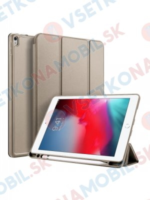 "DUX OSOM Puzdro Apple iPad Pro 10.5"" / iPad Air 3 2019 zlaté"