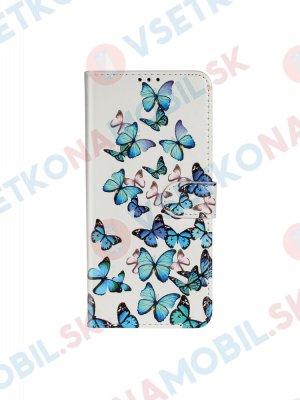 ART Peňaženkový obal Samsung Galaxy A71 LITTLE BUTTERFLIES