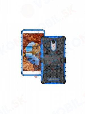 STAND Extra odolný obal Xiaomi Redmi Note 3 modrý