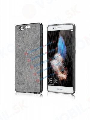 GLite Silikonový obal Huawei P10 černý