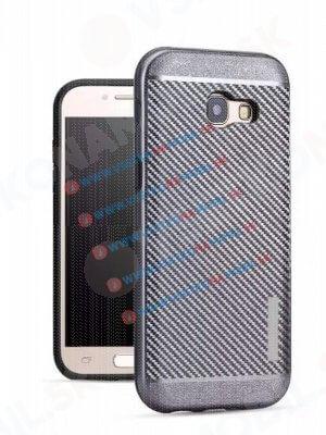 ARMOR Ochranný obal Samsung Galaxy A3 2017 (A320) šedý