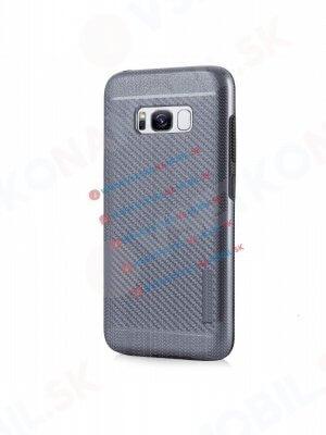 ARMOR Ochranný obal Samsung Galaxy S8 Plus šedý