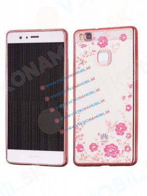 BLOOM TPU Huawei P9 Lite růžový