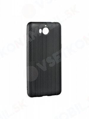 FIBER Ochranný obal Huawei Y5 2017 černý