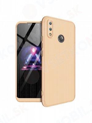 360 ° Ochranný obal Huawei Nova 3i zlatý