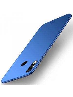 MOFI Ultratenký obal Huawei Y6 2019 / Y6S 2019 modrý