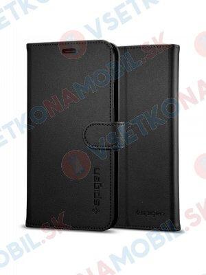 SPIGEN WALLET S Knížkové pouzdro Apple iPhone X / XS černé