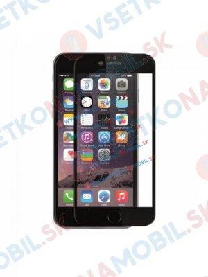 3D Ochranné (tvrzené sklo) Apple iPhone 6 / 6S černé