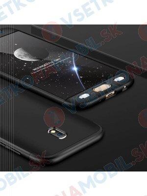 360 ° Ochranný obal Samsung Galaxy J7 2017 (J730) černý