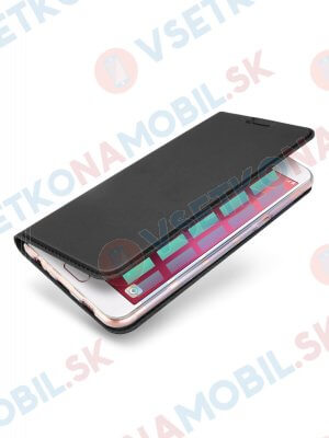 DUX flipové pouzdro Samsung Galaxy J7 2017 (J730) šedé