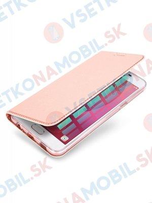 DUX flipové pouzdro Samsung Galaxy J7 2017 (J730) růžové