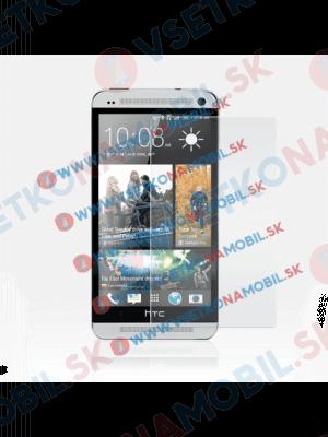 Ochranné tvrzené sklo HTC One M7