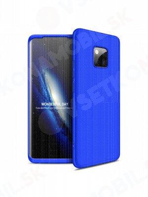 360 ° ochranný obal Huawei Mate 20 Pro modrý
