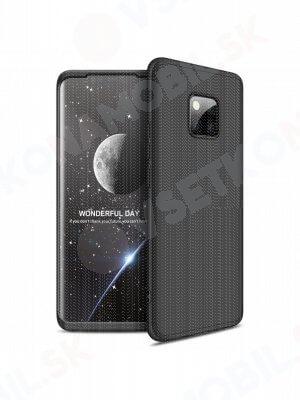 360 ° ochranný obal Huawei Mate 20 Pro černý