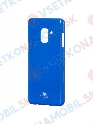 MERCURY JELLY TPU obal Samsung Galaxy A6 (A600) modrý
