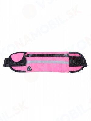 BELT Univerzální sportovní pásek růžový