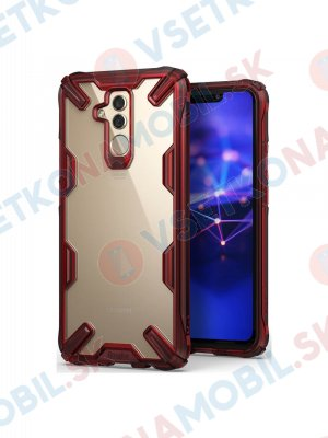 RINGKE FUSION X Huawei Mate 20 Lite červený