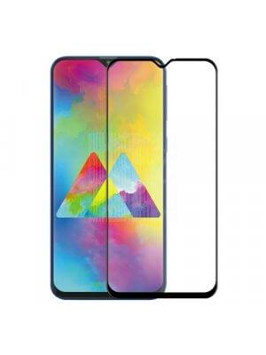 3D Tvrzené sklo Samsung Galaxy M20 černé