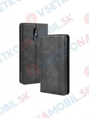 BUSINESS Peňaženkový obal Nokia 3.2 černý