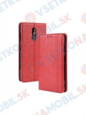 BUSINESS Peňaženkový obal Nokia 3.2 červený