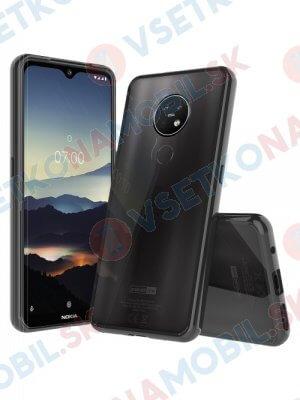 SHOCK Extra odolný obal Nokia 6.2 / 7.2 černý