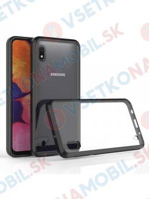 SHOCK Extra odolný obal Samsung Galaxy A10 černý