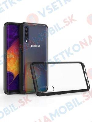 SHOCK Extra odolný kryt Samsung Galaxy A50  čierny