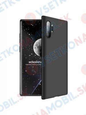 360 ° Ochranný obal Samsung Galaxy Note 10 černý